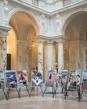 A programme rich in variety awaits you every #Tuesday at #WeltmuseumWien: lectures, artist ...