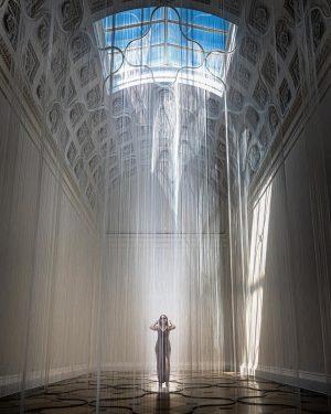 Eine Ausstellung (noch bis zum 3. Oktober 2021) des Kunsthistorischen Museums im Theseustempel. Kunst von Susanna Fritscher...