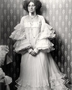 #emilieflöge #fashiondesigner #leopoldmuseum #wien1900 Leopold Museum