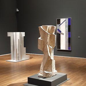 Most inspiring Josef Pillhofer #exhibition, #mustsee #mustvisit #sculpture #collage #drawings Wrote 3 poems. #urlaubinwien ##viennamylove❤️ #vienna #dunaj...