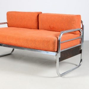 bold In the course of the 1950s, the #interior design became colourful. People ...