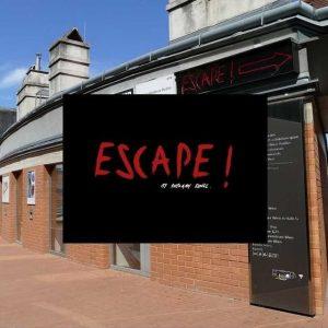 *GEWINNSPIEL* Gewinne ein Escape Room-Erlebnis für vier Personen im ungewöhnlichsten Escape Room Europas! Gestaltet von der renommierten...