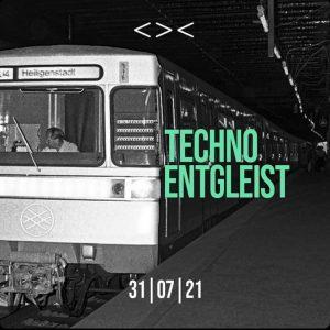 Saturday 31.7. @technoentgleist 🔥 ____ #grelleforelle #technoentgleist #techno #vienna #wien < Grelle Forelle