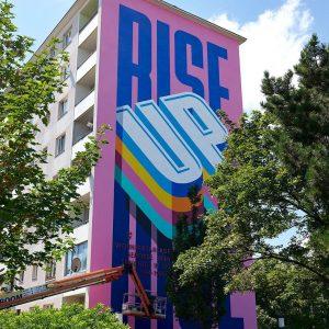 Wie schön! 😍 Das @callelibre Street Art Festival ist vorbei und hat insgesamt fünf Gebäuden einen neuen...