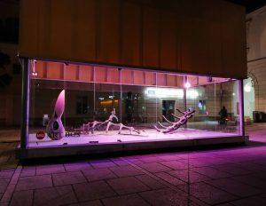 Céline Struger - Goodbye Horses at MQ ART BOX @mqwien @celinestruger #celinestruger #mqartbox #mqvienna #mqwien #museumsquartier #artinvienna...