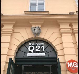 #savethedate ✨Neue Ausstellung ✨ Overground Resistance @q21_vienna Eröffnung: Mi 25.08., 19h frei_raum Q21 exhibition space l Eintritt...