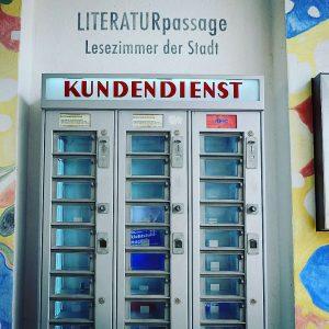 #literaturpassage #Museumsquartier #Bunt #Wien#Vienna MQ – MuseumsQuartier Wien