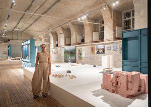 Gestern mit Fotos von Eröffnung der wunderbar visuell kommunizierenden (und assoziierenden!) Architektin #TatianaBilbao ...