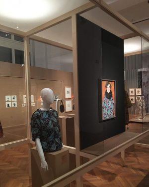 #marthaalber #gustavklimt MAK - Museum of Applied Arts