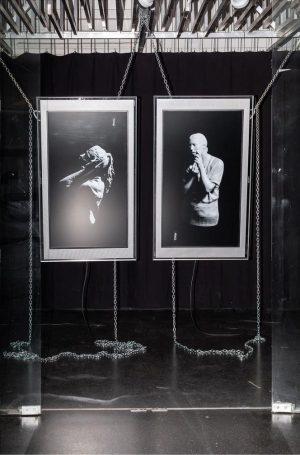 The exhibition is still running till September 5th! #gosee Orgone (2021) is a ...