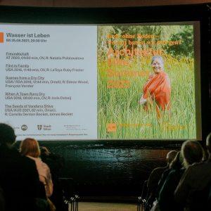 Am Mi ist der letze Filmabend des diesjährigen Architektur.Film.Sommer über die Bühne gegangen. ...