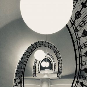 Curves and bubbles in the stairway not to heaven but to the literature ...