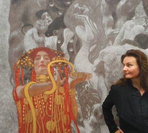 Gustav Klimt #gustavklimt #leopoldmuseum #vienna #wien Leopold Museum