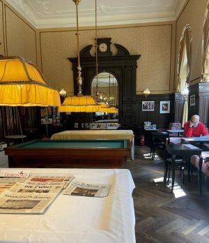 Monday morning, Cafe Sperl ☕️#wien #kaffeehaus #cafe #cafesperl #wienliebe #wienstagram #wien🇦🇹 #wien_love #viennablogger ...
