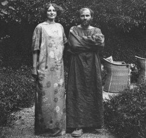 30 августа 1874 года в Вене родилась Эмилия Луиза Флёге — австрийский модельер, близкая подруга, модель, муза...