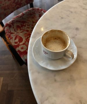 Melange Café Sperl