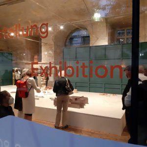 Ausstellungseröffnung und Sommerfest @architekturzentrum_wien 🤩 so schön die Kolleg*innen zu sehen (topp Corona-Konzept!) ...