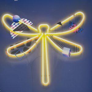 #dragonfly #libelle #rooftop #amdach @museumsquartier #vienna🇦🇹 #wien🇦🇹 #Austria🇦🇹 MQ Libelle