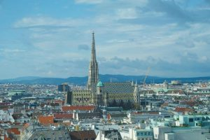 🇦🇹 Austria // Vienna- Stephansdom: what a mesmerizing view of the iconic Stephansdom ...