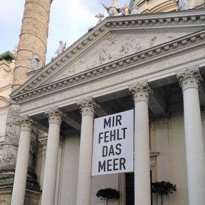Jedenfalls 😭 Wiener Karlskirche