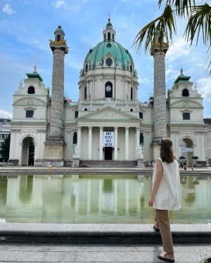 #vienne #australia Wiener Karlskirche