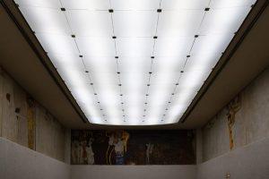 / architecture as canvas / #beethovenfries #gustavklimt #klimt #secession #vienna #art #architecture #museum / Vienna Secession