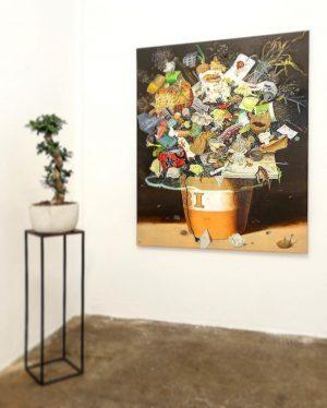 💶 Vienna Contemporary sales highlights: . 1️⃣Works by Haruko Maeda @maeda.haruko at @elektrohalle_rhomberg ...