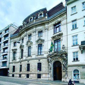Die prächtigsten und kostbarsten Bauten im Wien des 19. Jahrhunderts wurden nicht von ...