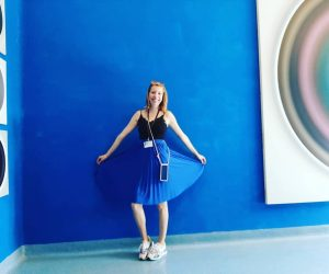 Matching the wall @panartegallery @elsa.hartmann @parallelvienna #parallelvienna2021 #semmelweisklinik #parallelvienna #contemporaryart #artfair #art #artist ...
