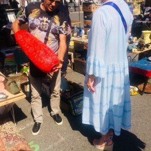 : 🔥 PRESENTATION 🔥 ........#louisvuitton #rolex #dolcegabbana #murano #artglass #vintagestyle #vintageluxury #sustainablefashion #fleamarketstyle #fleamarketfinds #rettetdenflohmarkt Flohmarkt am...
