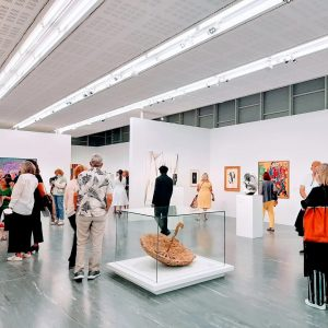 """BELVEDERE 21 """"Avantgarde and the Contemporary"""" The Belvedere Collection from Lassnig to Knebl ..."""