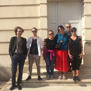 We had a blast meeting our current Q21 Artists-in-Residence and Translators-in-Residence for interesting ...