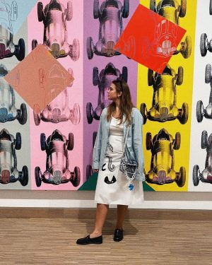 Я могу бесконечно изучать искусство, но, кажется, мне никогда не перестанут нравиться работы Уорхола😅 Albertina Modern