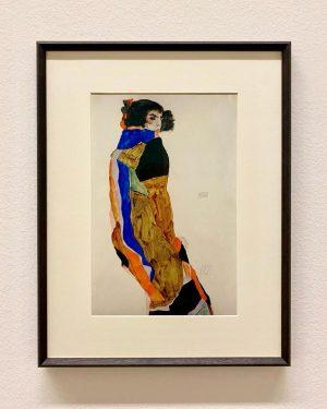 Egon Schiele- Moa,1911 #loveleopold #leopoldmuseum 🤎 Leopold Museum