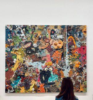 Guarnica. 🍭 #artretreat #albertinamodern #artdaily Albertina Modern