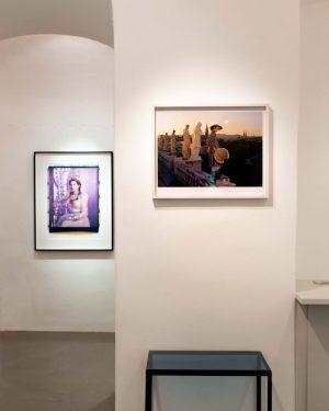 Celebration_Irene Andessner at Galerie Ruberl! Swing by 🤩 (c) Nicole Toferer @nicoletoferer An ...