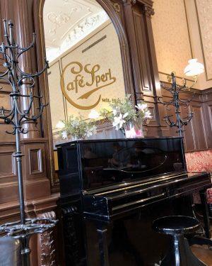#wien #vienna #wenen #cafesperl Café Sperl