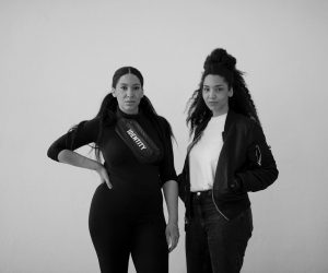 ✊Re:Present 💥 Artist Talk ✊ @lenicharles and @cherrellone, who founded the poetic fashion movement @kidsofthediaspora, will talk...