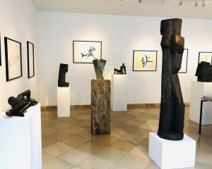 ✨JOSEF PILLHOFER✨ Skulpturen und Zeichnungen ⠀⠀⠀⠀⠀⠀⠀⠀⠀ Es erfüllt uns mit großer Freude, dass ...