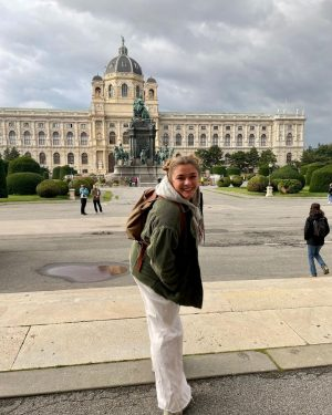 Being productive ❤️🔥 Kunsthistorisches Museum Vienna