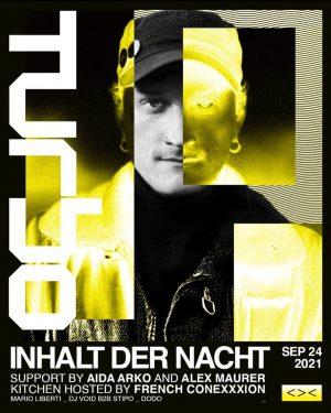 Tonight ☠️ —— @inhaltdernacht | @marioliberti | @aida_arko | @alex.maurer | @stipo_rs | @dj__void | @high.maintenance.dodi <...