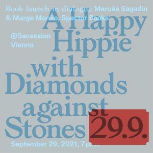 Book launch in dialogue Maruša Sagadin & Marge Monko Spector Books @spectorbooks, September ...