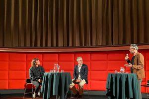 Danke allen für die großartige Diskussion gestern im Filmcasino zu @hochwald.film Eines war wieder klar: nach diesem...