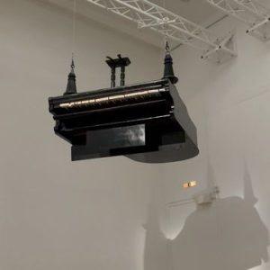@kunstforumwien #rebeccahorn #bettinambusse Kunstforum Wien REBECCA HORN Exhibition: 28.09.2021 – 23.01.2022 Kuratorin: Bettina ...