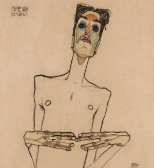 Intrigued by the Hands and Fingers by Egon Schiele #hands #fingers #egonschiele #expressionism #egonschielemuseum #thebodyelectric #egonschielehands Leopold...
