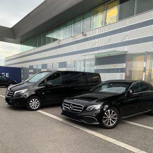#VIP#airportvienna#vipterminal#diplomat#mercedesbenz#black#elegant Vienna