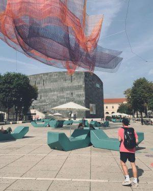 #earthtime178 #museumsquartier • • • • #streetart #wien #vienna #discovervienna #visitvienna #mq #musuemsquartier ...