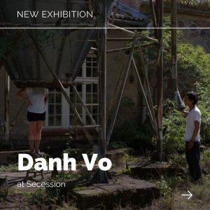 Exhibition Openings of Danh Vo, Carlos Bunga and Rana Hamadeh @viennasecession Fri 17.09.2021 ...