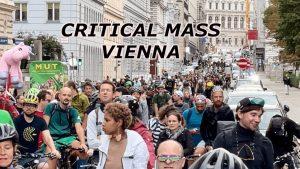 CRITICAL MASS | VIENNA LOBAU AUTOBAHN