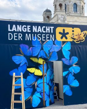 🦋 Preparations are in full swing, on Saturday is the Long Night of ...